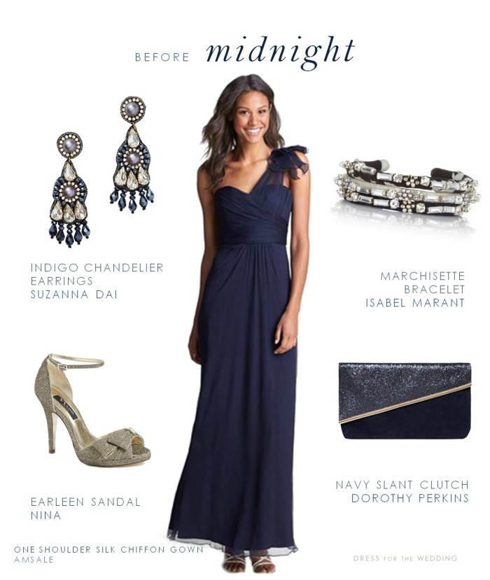 Midnight Blue Gown 700x829