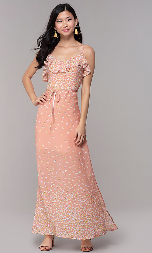 Formal Summer Wedding Guest Dresses Elegant Netherlands Floral Print Dresses for Wedding Guests 0c66d 95f84