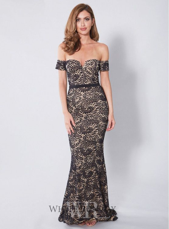 formal gowns for wedding guests elegant carina dress wedding guest dresses pinterest