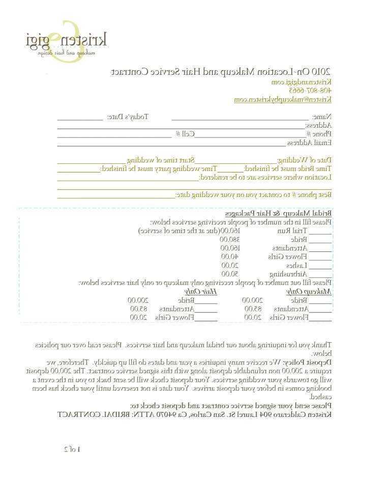 32 fresh makeup artist invoice template free design resume templates beautiful of free wedding makeup samples of free wedding makeup samples