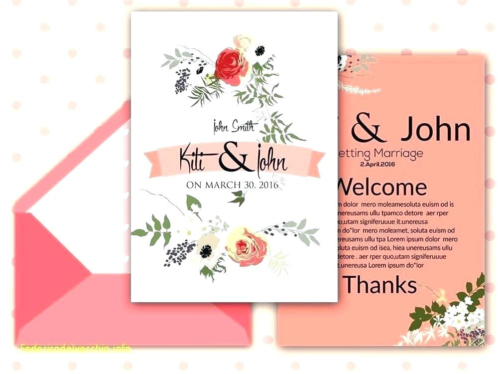 free wedding ceremony program template luxury new birthday party templates sample