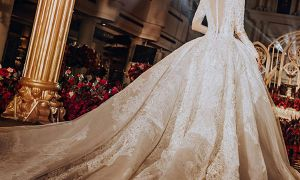 21 Inspirational French Wedding Dresses