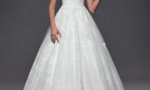 27 Beautiful Full Skirt Wedding Dress