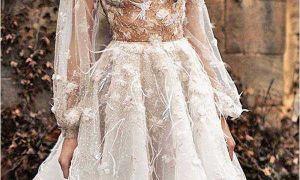 21 Luxury Funky Wedding Dresses