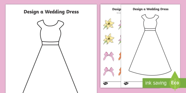 t t 809 design a wedding dress ver 1