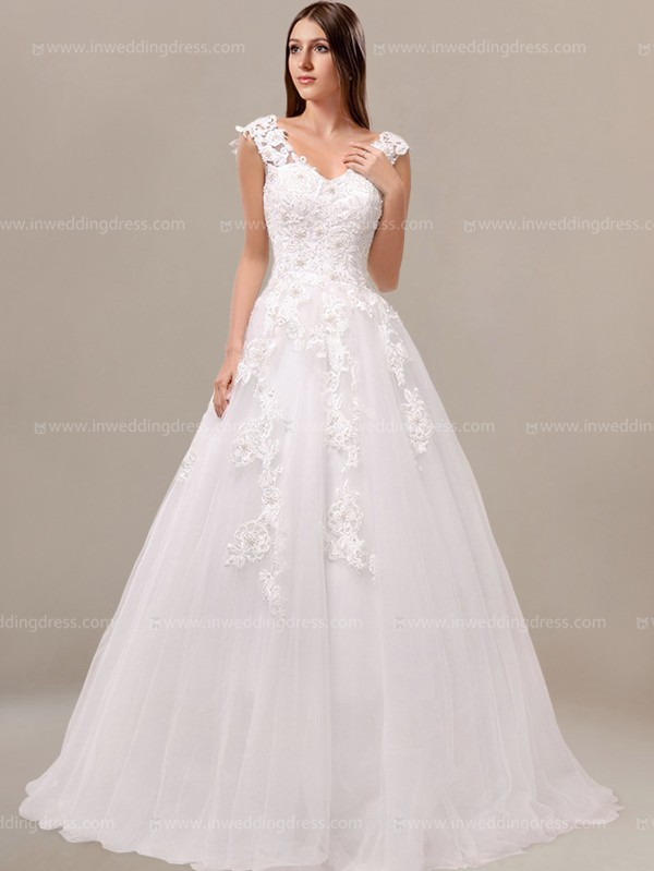 corset wedding dress cs29a