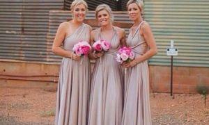 27 Luxury Goddess Bridesmaid Dresses