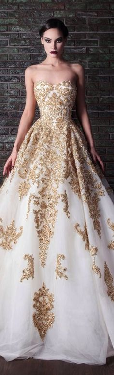 Gold Bridal Dresses Best Of Gold Wedding Dresses