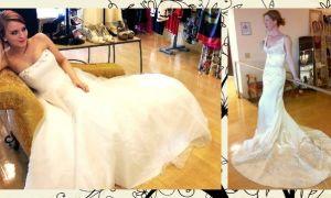 27 Lovely Goodwill Wedding Dresses