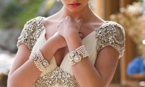 22 Beautiful Greek Goddess Wedding Dresses