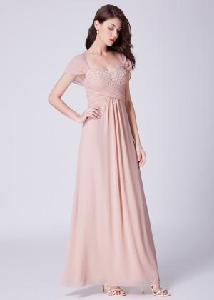 Greek Inspired Wedding Dresses Fresh evening Pastel Dresses Chiffon Satin Greek Style Bridal