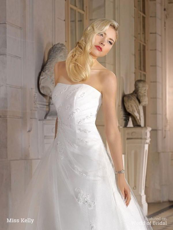 Miss Kelly 2015 Wedding Dress 1