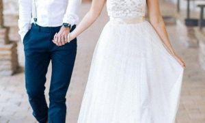 27 Beautiful Halter Beach Wedding Dresses