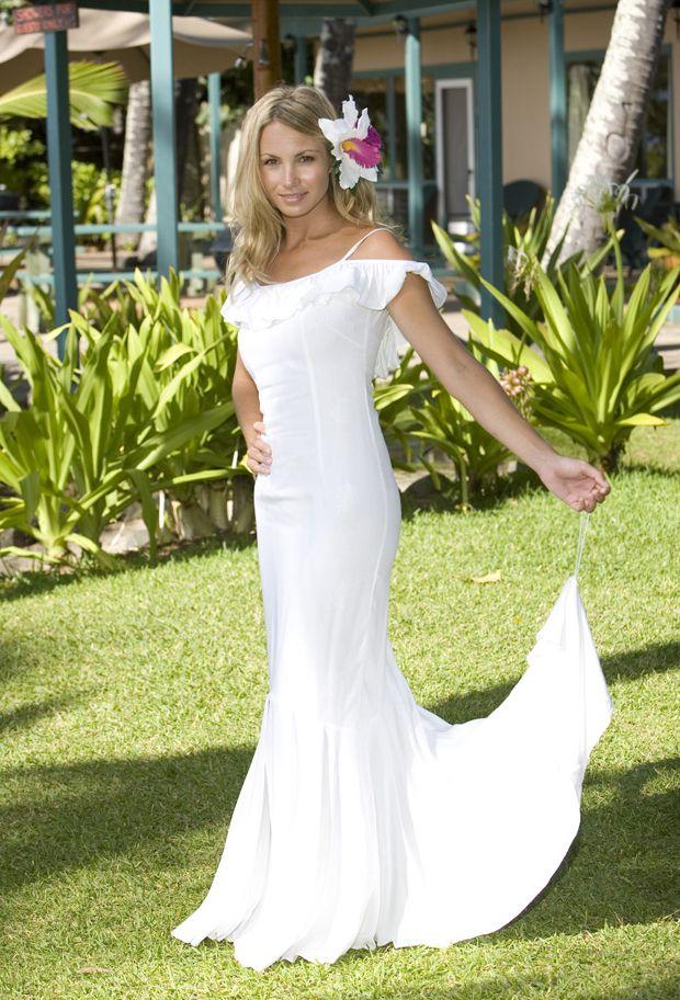 bab0e2f55f058b69b66a9f9f bc0 hawaii wedding dresses casual wedding dresses