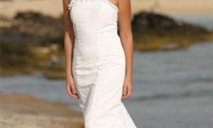 22 New Hawaiian Beach Wedding Dresses
