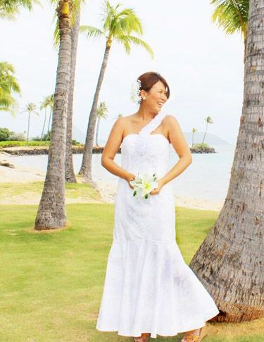 Hawaiian themed Wedding Dresses Unique Hawaiian White Dress Hawaiian Wedding Dresses
