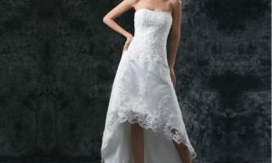 25 Inspirational Hi Lo Wedding Dresses Cheap