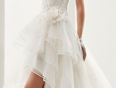 29 Beautiful Hi Low Wedding Dresses