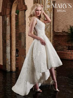 marys bridal mb3028 high low wedding dress 01 480