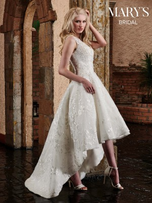 marys bridal mb3028 high low wedding dress 01 480