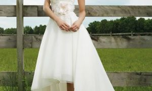 21 Awesome High Low Dresses Wedding