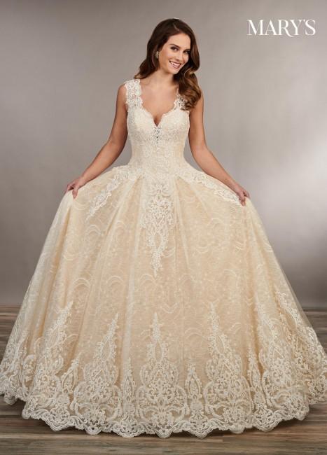 marys bridal mb3087 basque waist bridal dress 01 677