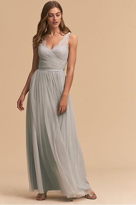 Hitherto Dresses Fresh Bhldn S Hitherto Fleur Dress In Violet Grey In 2019