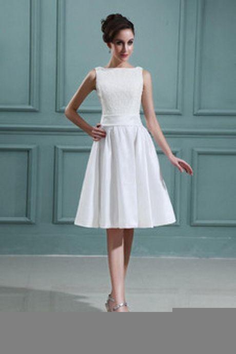 Hitherto Dresses Lovely Schlichtes Brautkleid Standesamt