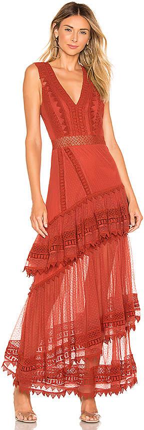 House Harlow X REVOLVE Valence Dress