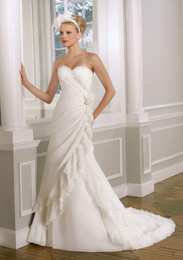 House Fo Brides New House Brides Mori Lee Wedding Dress Style 1611
