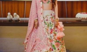 28 Lovely Indian Wedding Dresses Pictures