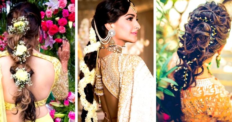 30 best indian bridal hairstyles trending this wedding season
