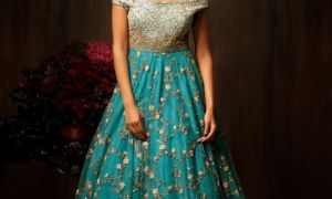 26 Awesome Indian Wedding Reception Dresses for the Bride