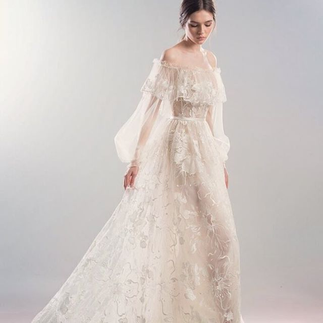 Ivory Color Wedding Dress Best Of This Long Bridal Dress In A soft Ivory Color Seems to Be
