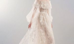 23 Lovely Ivory Colored Wedding Dress