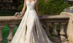 25 Lovely Ivory Colored Wedding Dresses