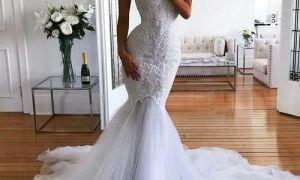 23 Best Of Ivory Mermaid Wedding Dresses