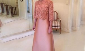 22 Lovely Jacket Dresses for Wedding