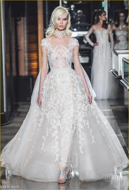 reem acra wedding dresses around lace wedding dresses 728x1073