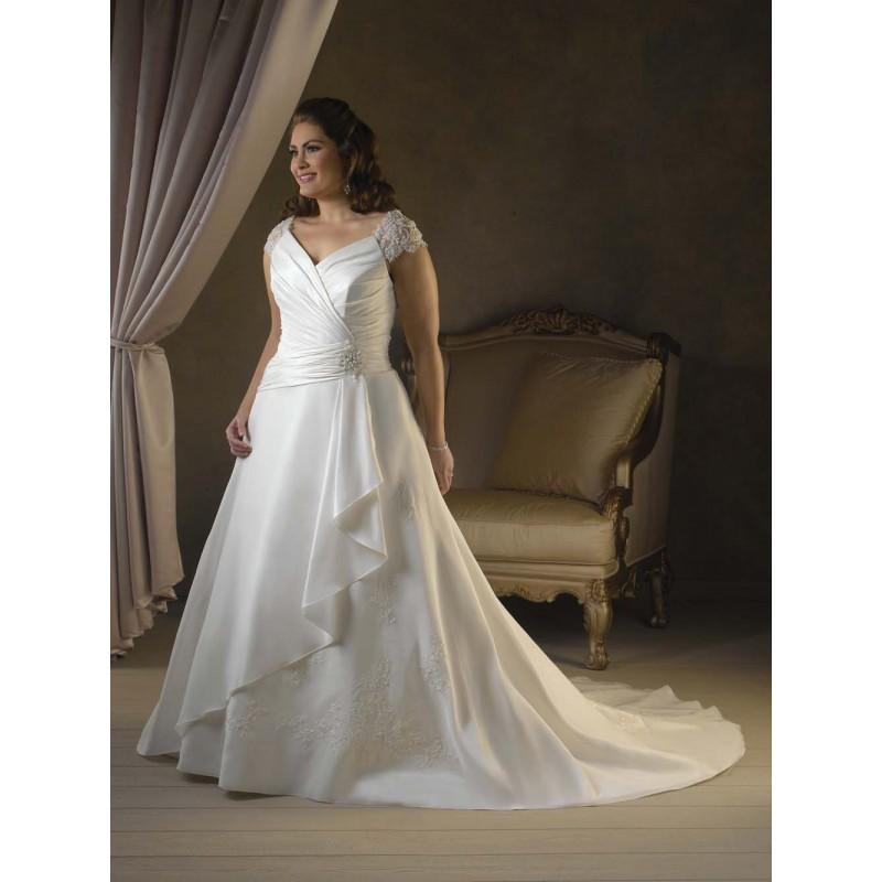 jcpenney wedding dresses plus size photo album 1