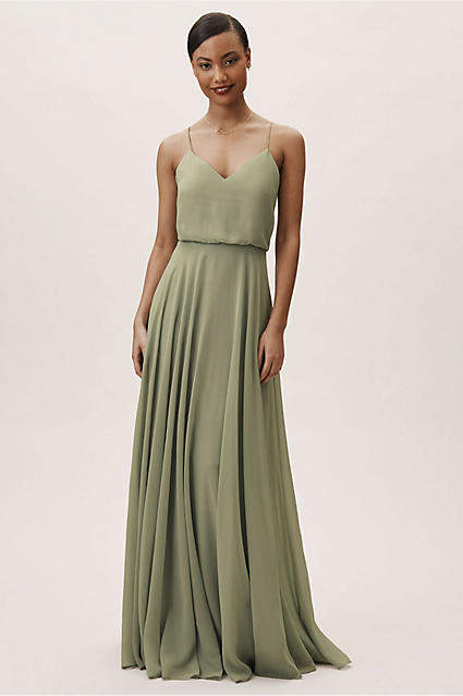 Jenny Yoo Inesse Wedding Guest Dress
