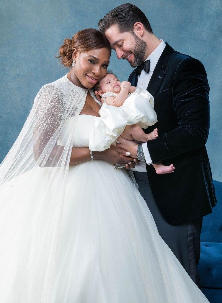 serena williams wedding 2