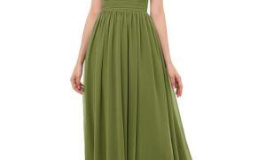 27 New Kelly Green Bridesmaid Dresses