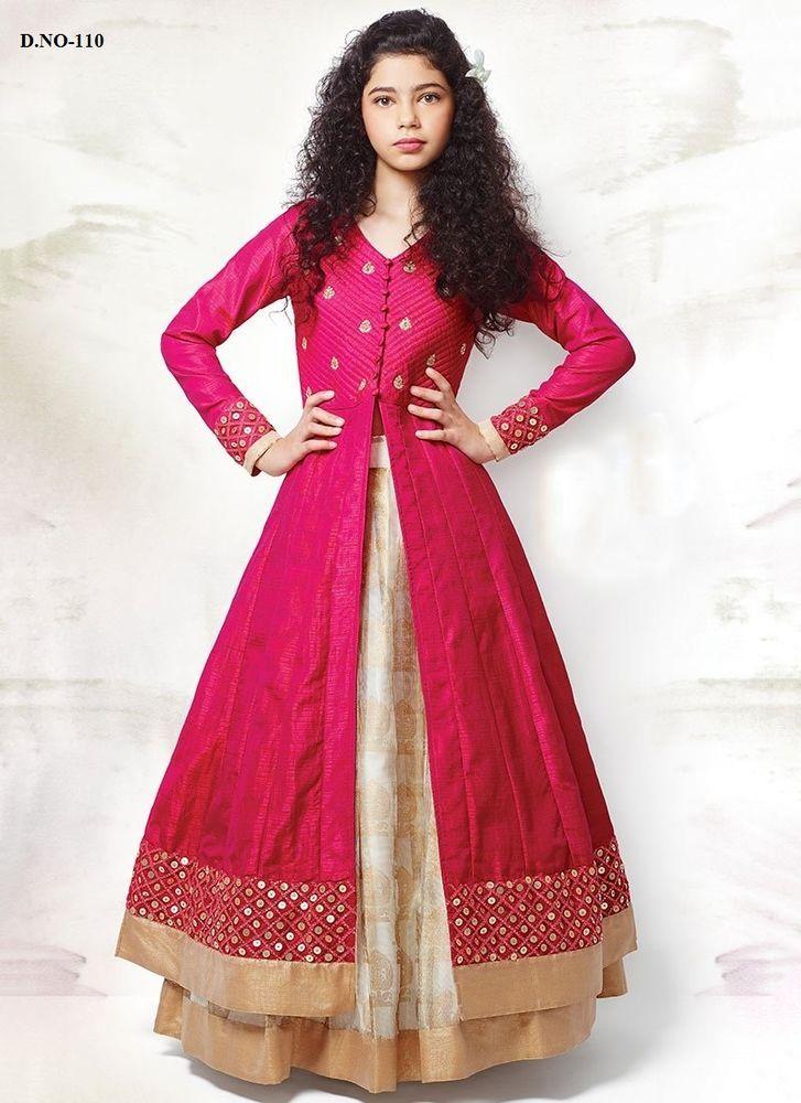 Kids Dress for Weddings Best Of Indian Kids Girl Lengha Choli Children Wear Bollywood