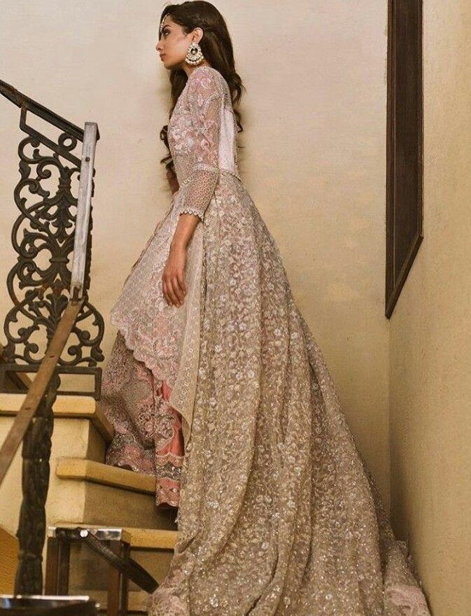 anarkali wedding gowns fresh wedding dresses indian s media cache ak0 pinimg originals 96 0d 2b