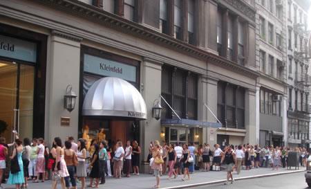 Kleinfeld Blowout Sale