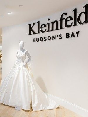 Kleinfelds New York Awesome New York City Bridal Shop Kleinfeld Opens In toronto