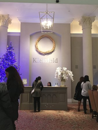 Kleinfelds New York Lovely Just Say No Traveller Reviews Kleinfeld Bridal Tripadvisor