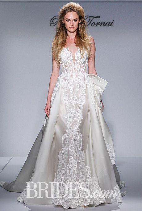 Kleinfelds New York New Pnina tornai for Kleinfeld Fall 2016 the Dress