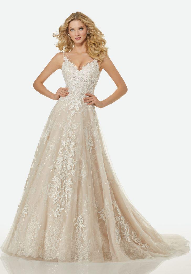 randy fenoli kleinfeld bridal by knee length wedding dresses 728x1040